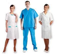 Заказать Пошив под заказ медицинской одежды: костюмы и халаты для медперсонала, врачей и хирургов