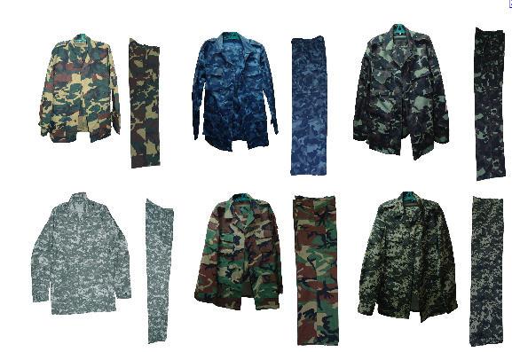Заказать Пошив форменной военной одежды