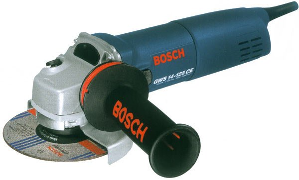 Заказать Прокат углошлифмашины Bosch GWS 14-125CE