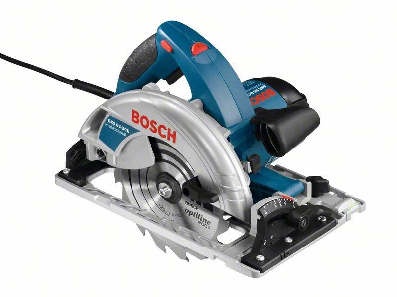 Заказать Прокат дисковой пилы Bosch GKS 65CE