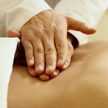 Заказать Массаж поясничной зоны, оздоровительный массаж