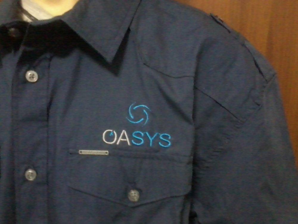 Компьютерная вышивка логотипов