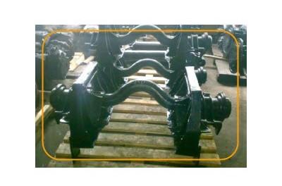 Заказать Капитальный ремонт балансирной подвески КрАЗ