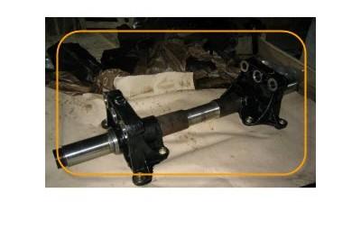 Заказать Капитальный ремонт балансирной подвески КамАЗ