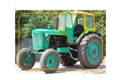 Заказать Переоборудование трактора ЮМЗ-6 с установкой двигателя Д-242