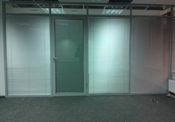 Order Office partitions from aluminum