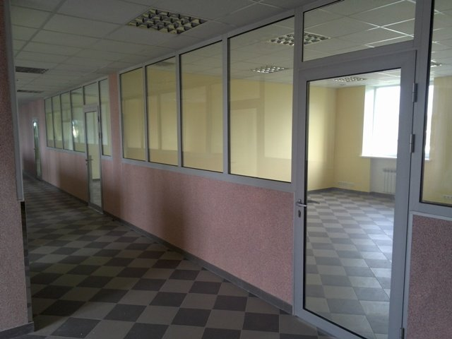 Order Partitions from the aluminum shape