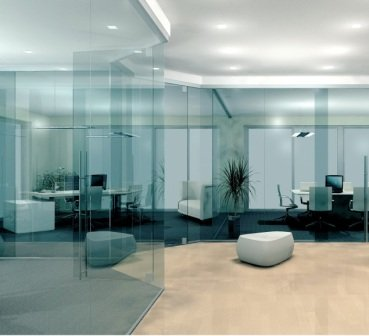 Order All-glass partitions