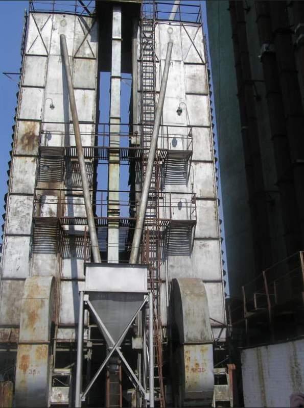 Заказать Переоборудование, модернизация зерносушилок, зерноочистительных агрегатов и комплексов