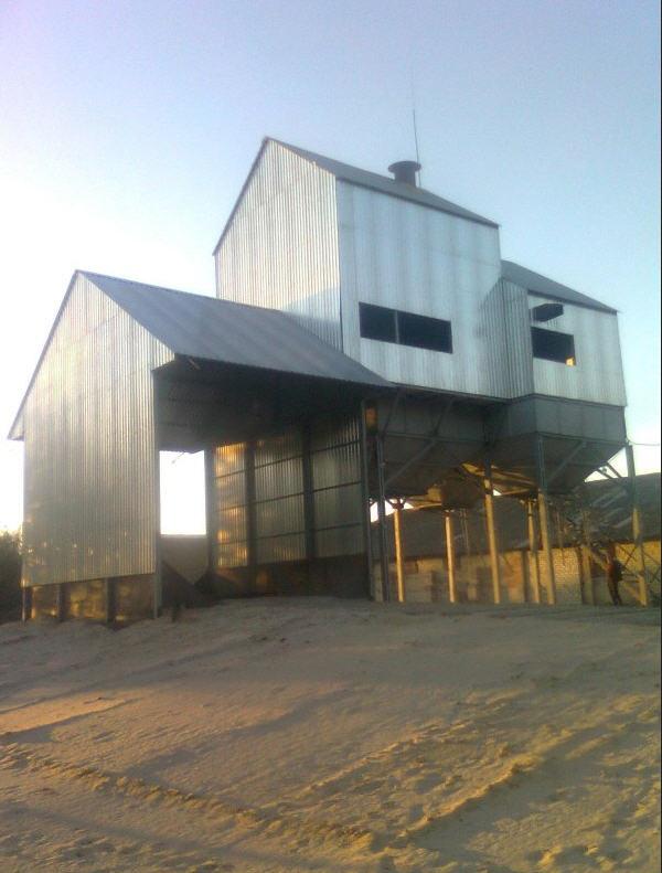 Заказать Проектирование, изготовление, монтаж технологического оборудования зерноперерабатывающего комплекса