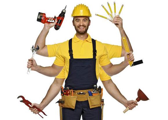 Заказать Домашний мастер (любой бытовой ремонт в квартире)