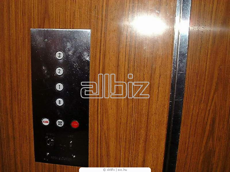 Заказать Монтаж, наладка, реконструкция, капитальный ремонт и техническое обслуживание лифтов.