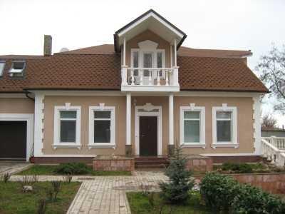 Строительство каркасных домов по Украине.