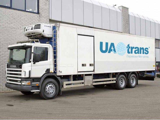 Заказать Рефрижераторные перевозки с UAtrans.