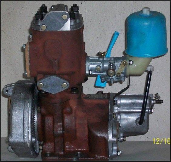 Заказать Ремонт пускового двигателя ПД-10/ПД-350/ПД-23