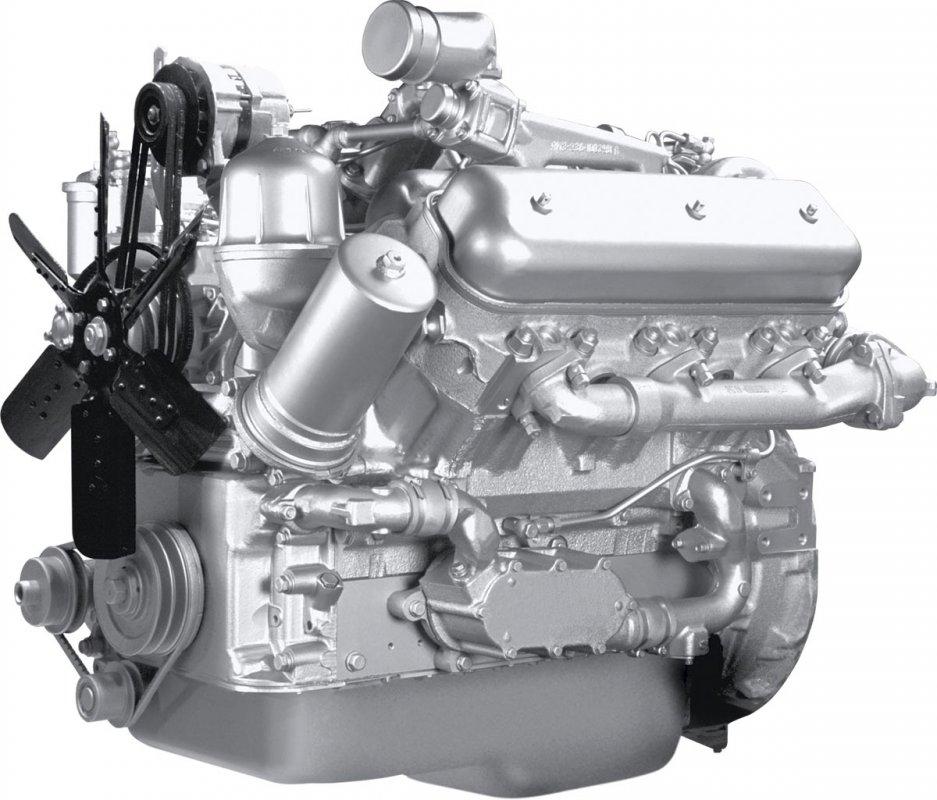 Заказать Ремонт двигателя ЯМЗ-236