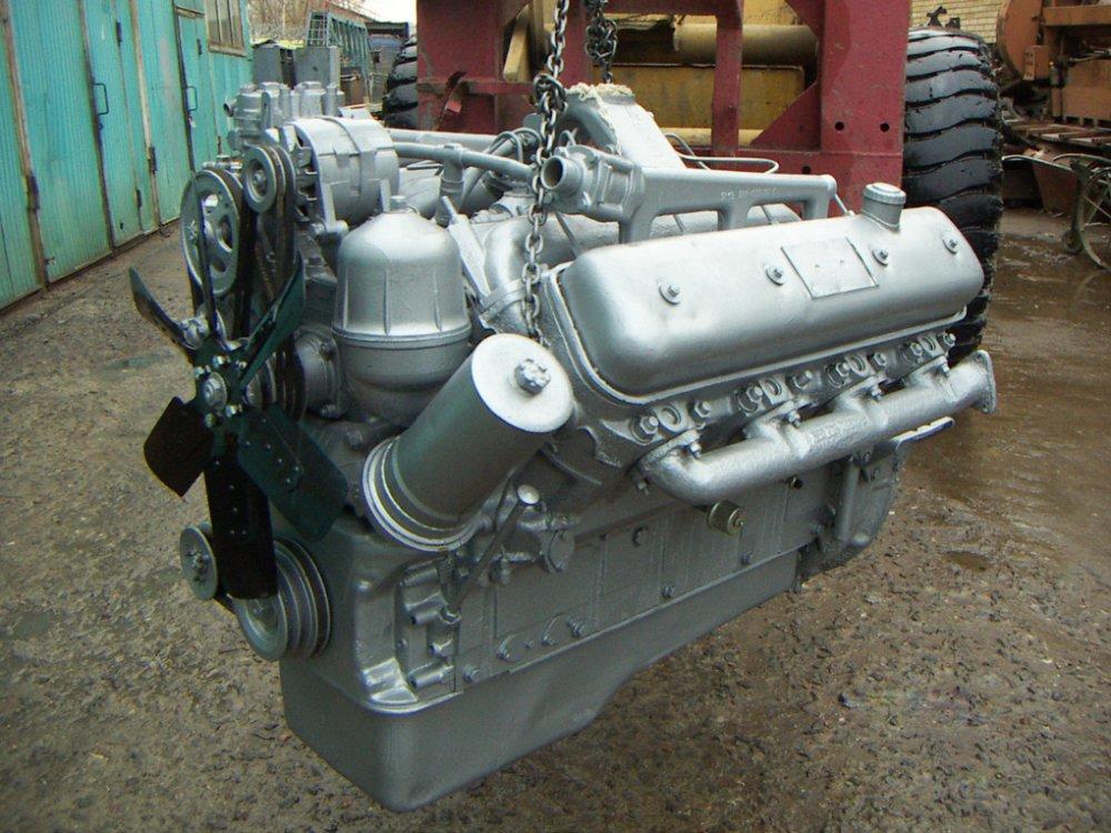 Заказать Ремонт двигателя ЯМЗ-238