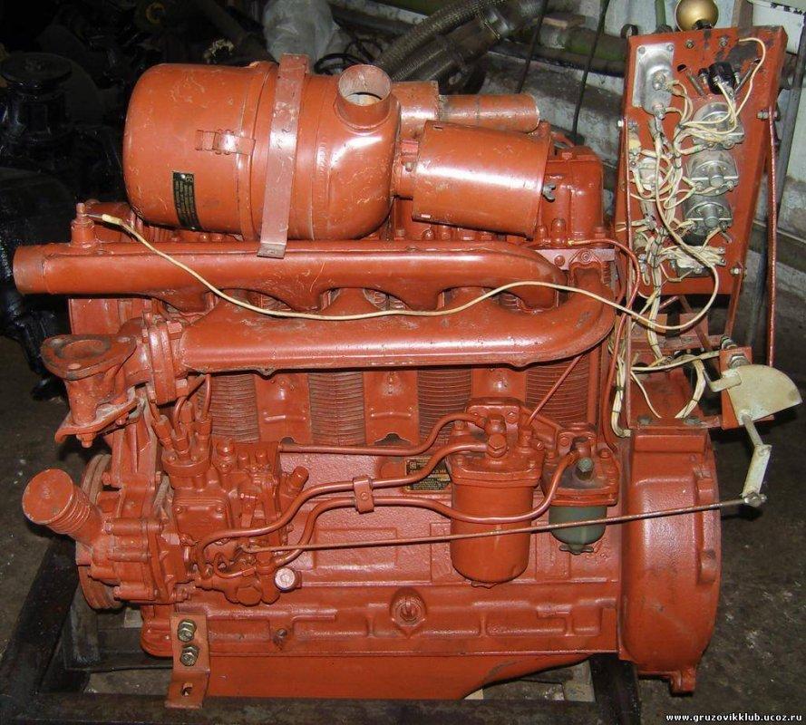 Заказать Ремонт двигателя Д-144