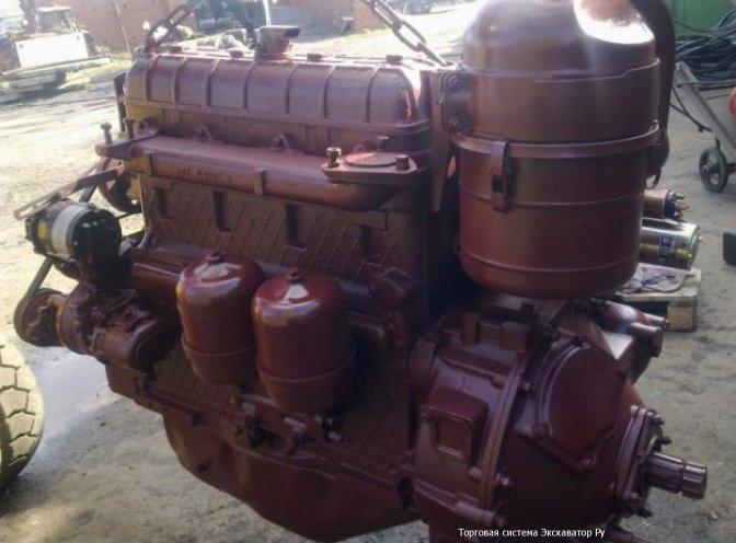Заказать Ремонт двигателя А-41