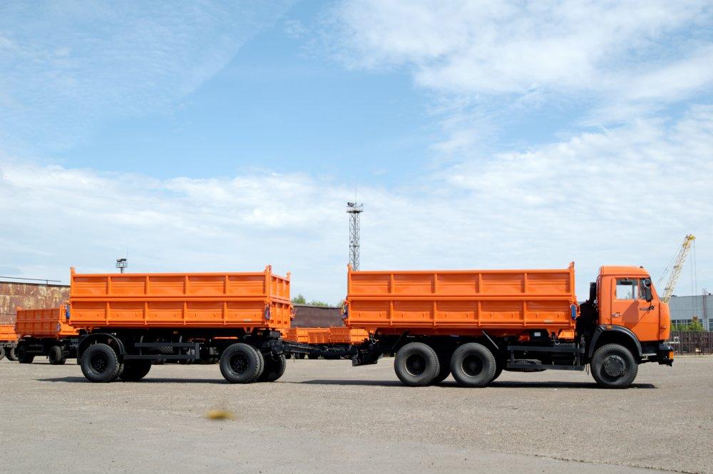 Заказать Автоперевозки зерновых и масличных с НДС
