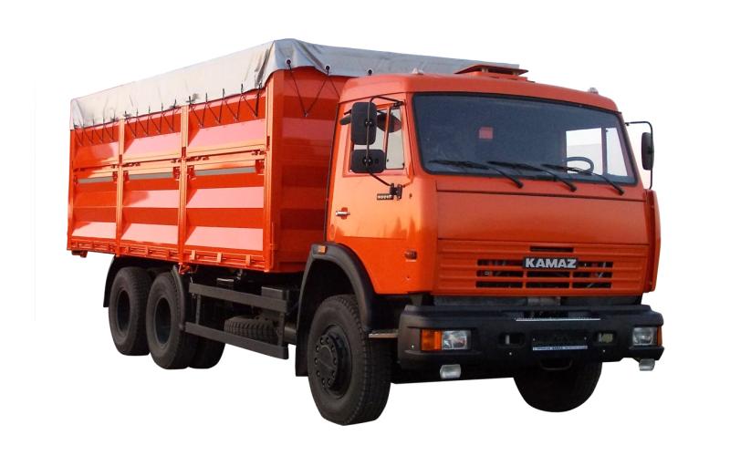 Заказать Услуги бортовых автомобилей КАМАЗ