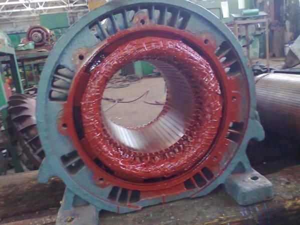 Заказать Ремонт электродвигателей отечественного и импортного производства от 1 до 1000 кВт