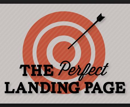 Landing Page (Лендинг пейдж) - создание посадочной
