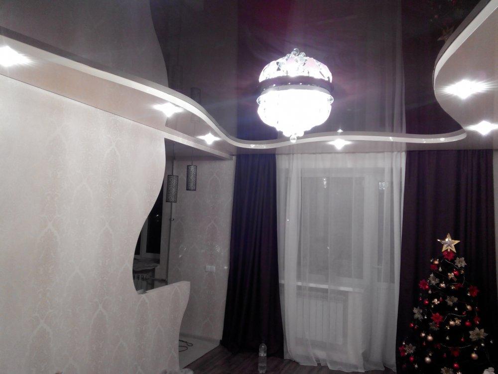 Заказать Натяжные потолки в Кременчуге