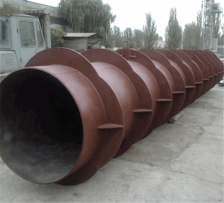 Заказать Производство трубопроводов из холоднокатаного листового проката