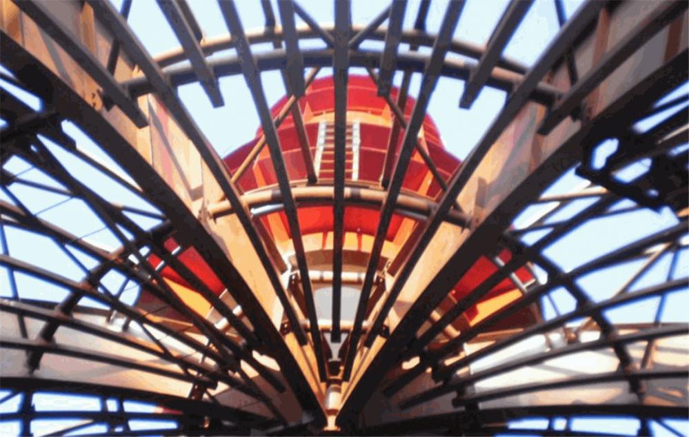 Заказать Изготовление металлических куполов