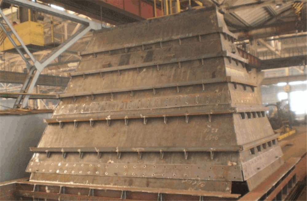 Заказать Изготовление металлических конструкций