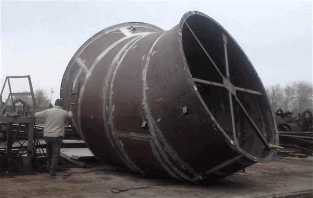 Заказать Производство металлоконструкции из стальных профилей