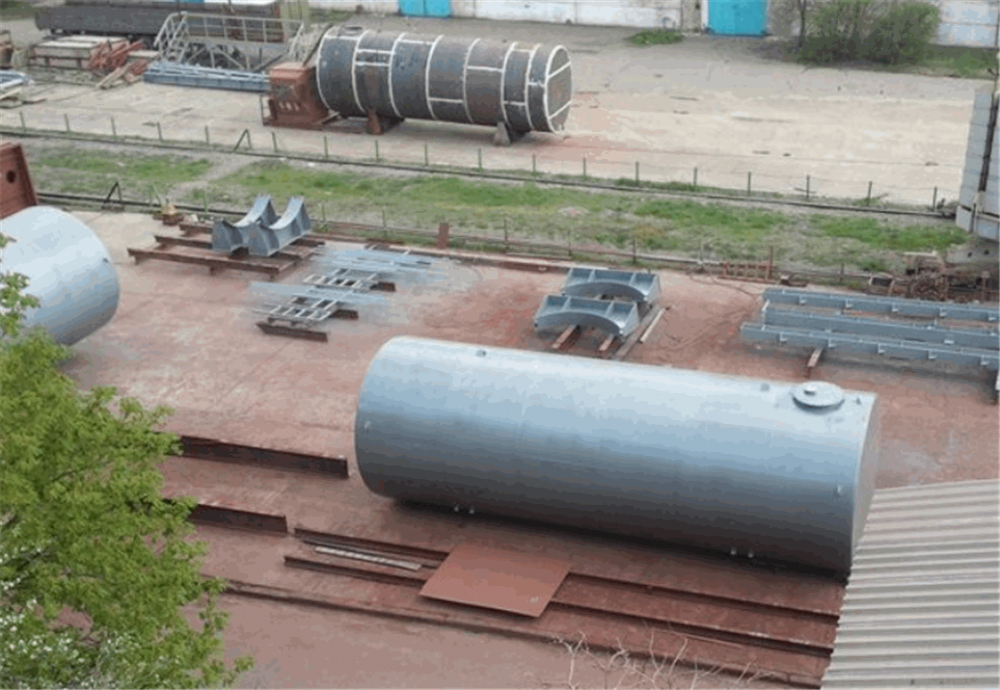 Заказать Изготовление емкостей и резервуаров