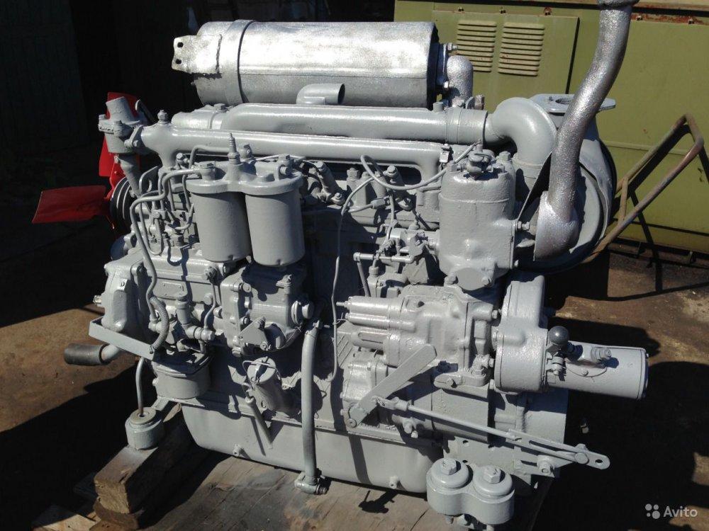 Заказать Ремонт двигателя СМД-14-25