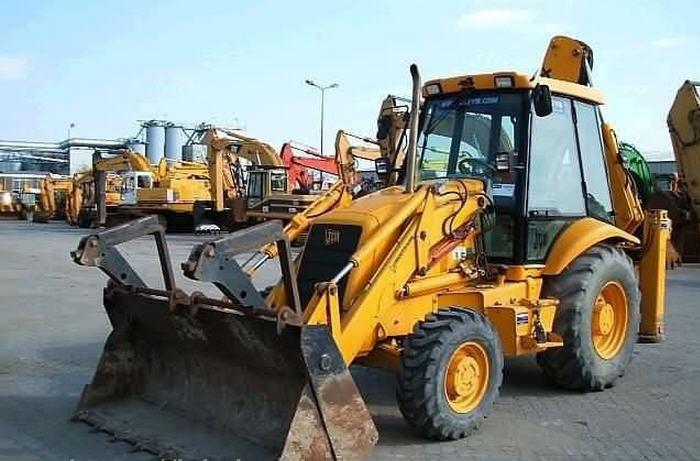 Order Services of the excavator - JCB loader