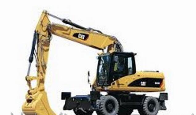 Заказать Услуги полноповоротного колесного экскаватор CAT 315 (Caterpillar)