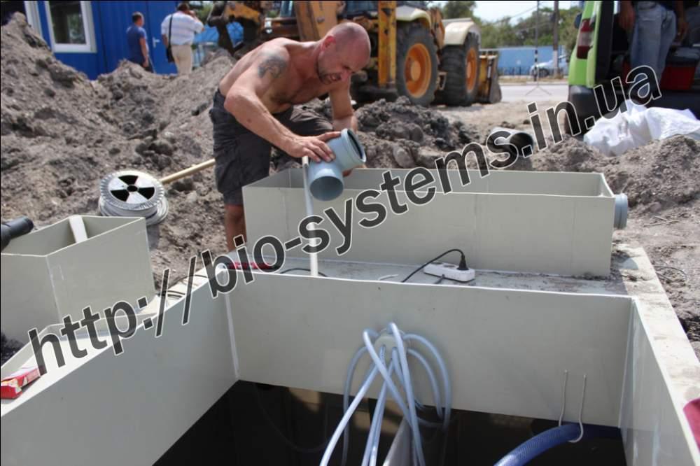 Заказать Услуги по строительству канализационных сетей