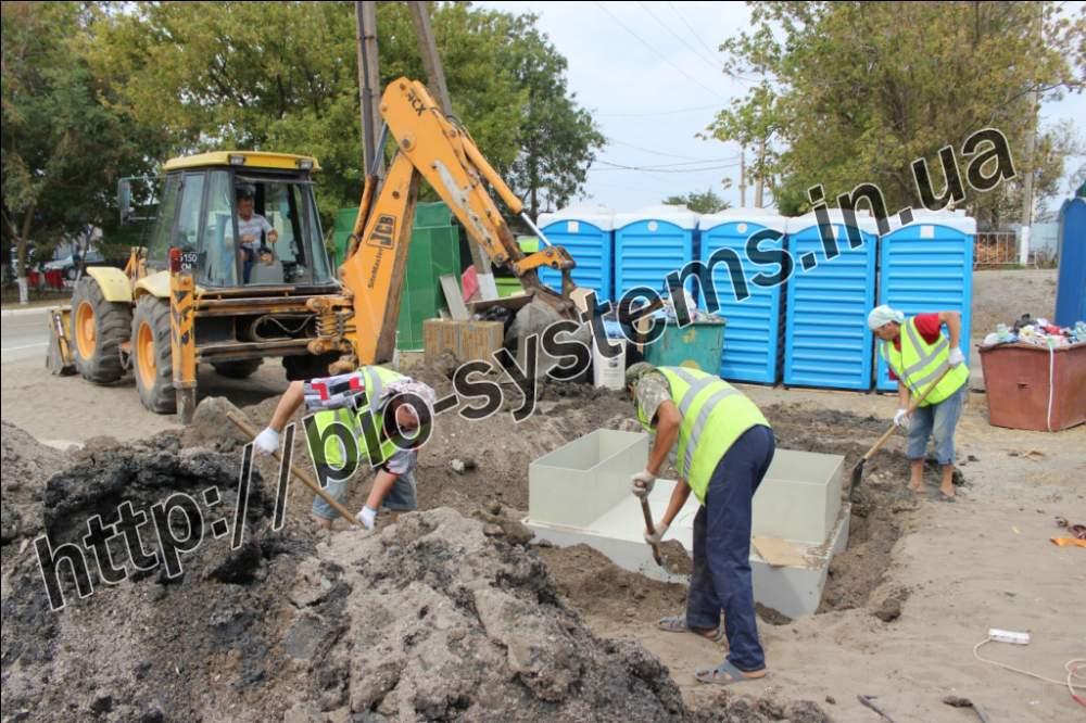 Заказать Обслуживание наружных сетей канализации
