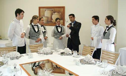 Заказать Курсы Организация ресторанного бизнеса