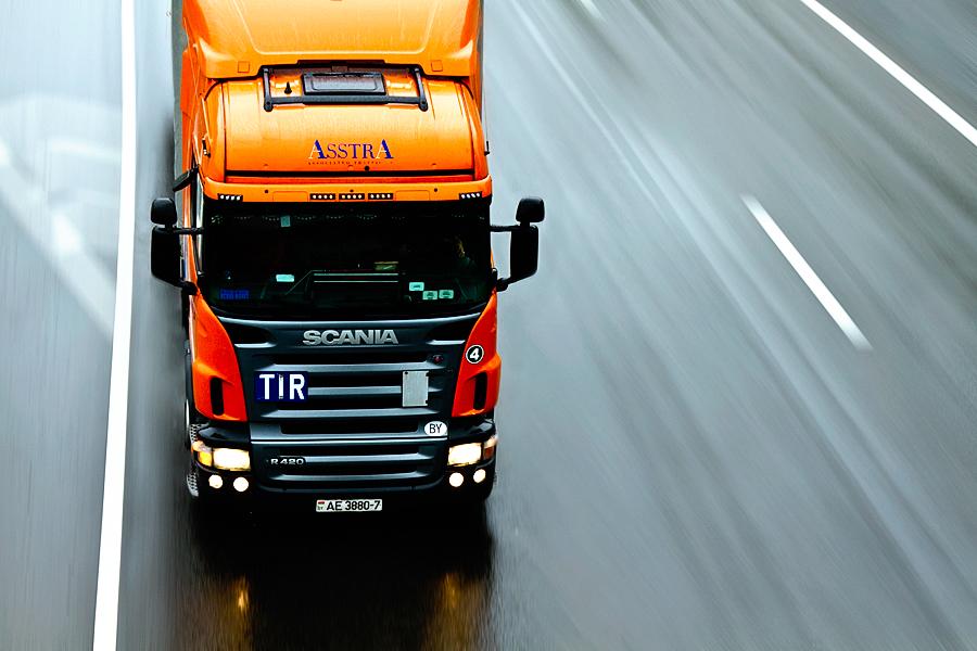 Заказать Автомобильные перевозки экспорт