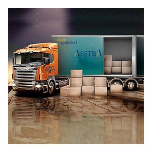 Заказать Перевозки сборных грузов