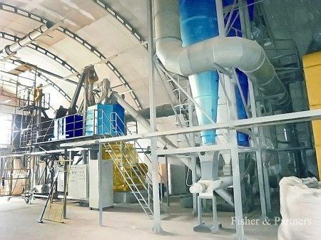 Заказать Проектирование и строительство комплексов по производству пеллеты