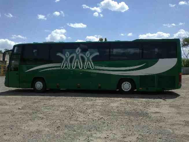Заказать Заказ большого автобуса на 55 мест. Перевозки пассажиров