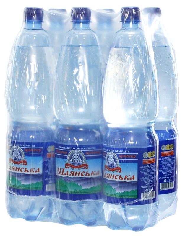 """Заказать Доставка минеральной воды """"Шаянская"""""""