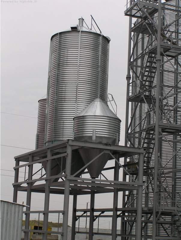Заказать Проектирование зернохранилищ