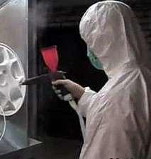 Заказать Полимерная покраска бытовых приборов (газовых плит, холодильников, стиральных машин)