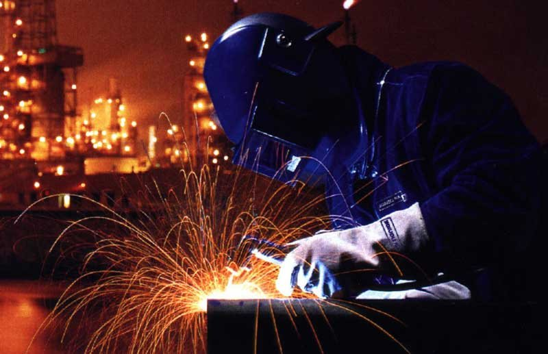 Welding and assembly works