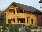 Строительство домов из дерева. Строительство деревянных домов из клееного бруса