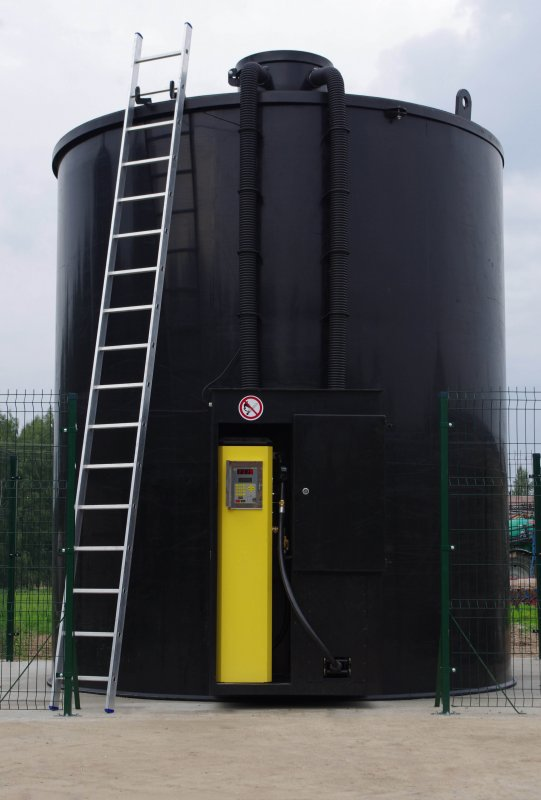 Order Repair of the equipment for pumping it is combustible lubricants