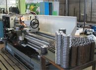 Заказать Металлообработка на токарных и фрезерных станках